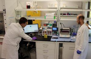 Phosphorex's state-of-the-art laboratories